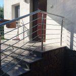 Lieferung & Montage vom Geländer
