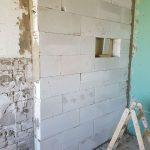 Vorher - Trockenbau, Mauern, Estricharbeiten